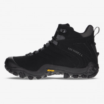 MERRELL čizme CHAM 8 THERMO MID WP BLACK/ROCK