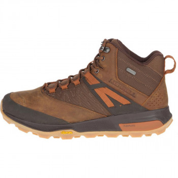 MERRELL čizme ZION MID WP TOFFEE