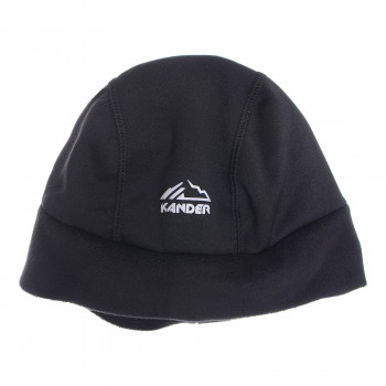KANDER beanie kapa THERMAL HAT 00 BLACK -