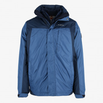 KANDER jakna Mens 3 in 1 jacket