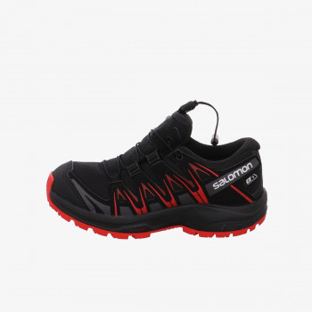 SALOMON dječje tenisice SHOES XA PRO 3D CSWP J BK/BK/HIGH RISK