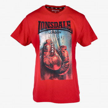LONSDALE t-shirt RETRO GLOVES TEE