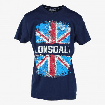 LONSDALE t-shirt FLAG TEE