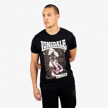 LONSDALE t-shirt S21 GLOVE TEE