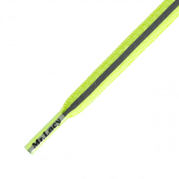 MR LACY vezice MR LACY - RUNNIES RF, NEON LIME YELLOW