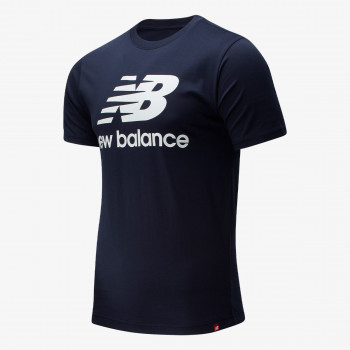 NEW BALANCE majica kratkih rukava ESSENTIALS STACKED LOGO