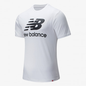NEW BALANCE  t-shirt ESSENTIALS STACKED LOGO T