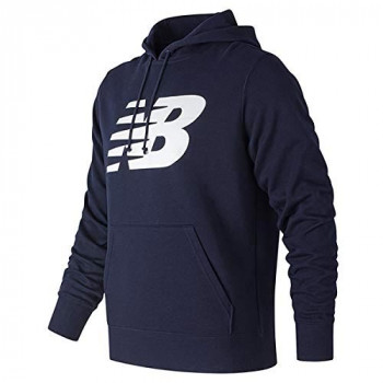 NEW BALANCE majica s kapuljačom CORE FLEECE