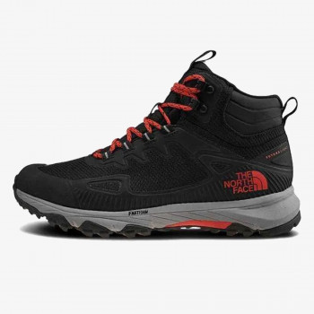 NORTH FACE čizme M ULTRA FP 4 MID FL TNFBLK/FIERYRED