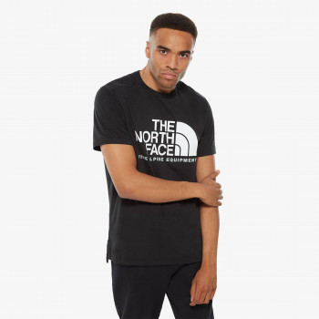 THE NORTH FACE t-shirt M S/S FINE ALPINE TEE 2 - EU
