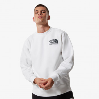 THE NORTH FACE majica bez kragne M COORDINATES CREW