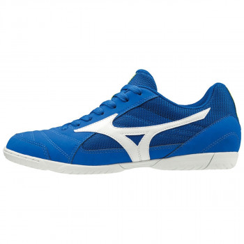 MIZUNO tenisice SALA CLUB 2 IN Blue/White/Yellow