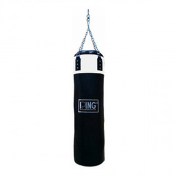 RING SPORT fitness sprave vreća 120x35 black white