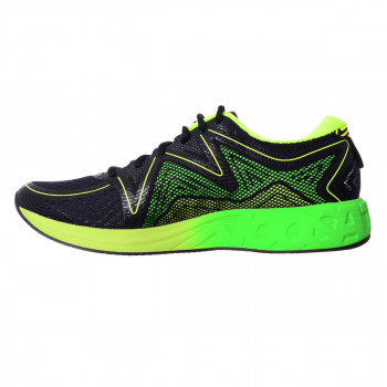 ASICS tenisice NOOSA FF BLACK/GREEN GECKO/SAFETY YELLOW