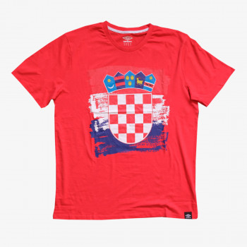 UMBRO dječja t-shirt CROATIA FLAG JNR