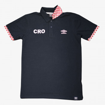 UMBRO polo tshirt CROATIA FAN