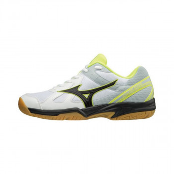 MIZUNO tenisice Cyclone Speed White/Black/Safety Yellow