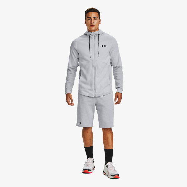UNDER ARMOUR majica s kapuljačom na patent DOUBLE KNIT FZ