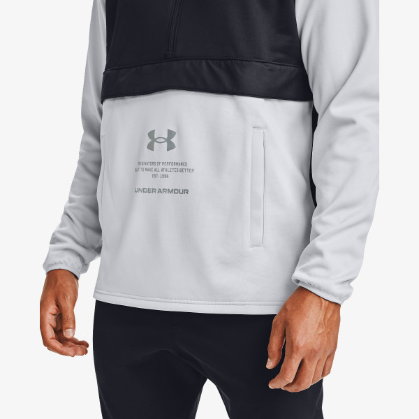 UNDER ARMOUR majica dugih rukava s polu patentom AF Storm 1/2 Zip