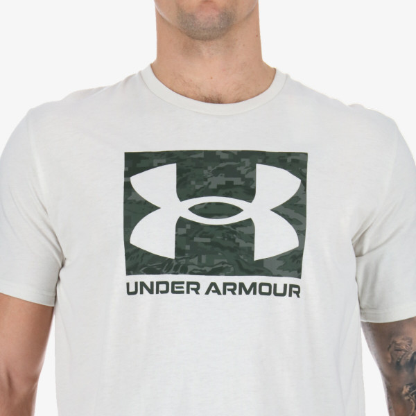 UNDER ARMOUR t-shirt ABC CAMO BOXED LOGO SS