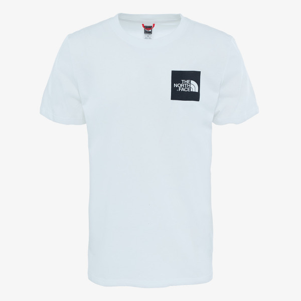 THE NORTH FACE t-shirt M S/S FINE TEE - EU