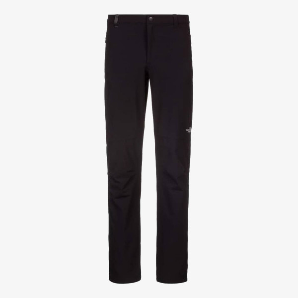 NORTH FACE hlače M QUEST SFTSHL PANT TNF BLACK