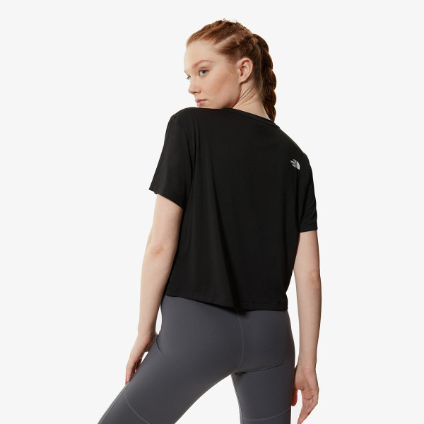 NORTH FACE t-shirt W TNL TEE TNF BLACK