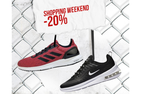 [SHOPPING WEEKEND] 20% popusta na više od 1000 artikala