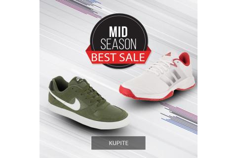 Počinje Mid Season Sale!