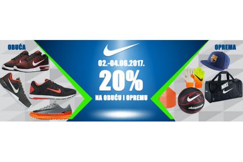 [NIKE I CHAMPION] Ovog vikenda uštedite do 30% na tenisice