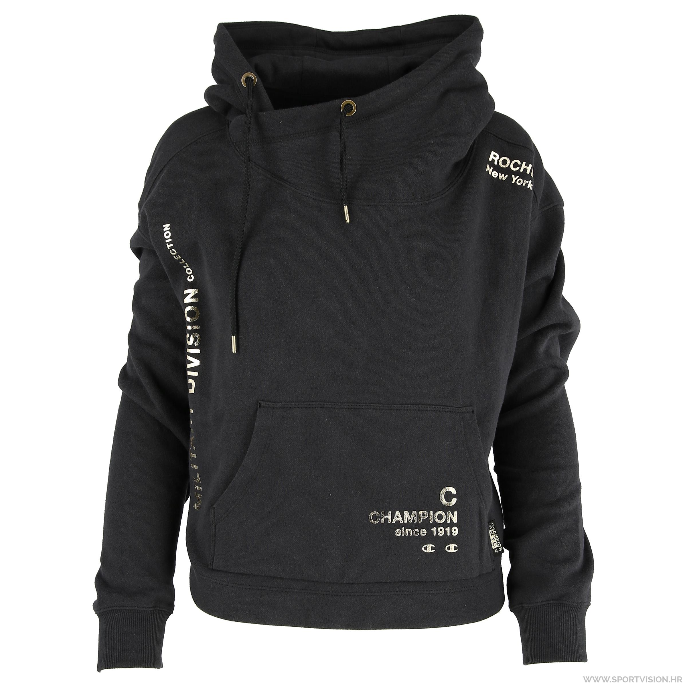 CHAMPION sweatshirt HOODED