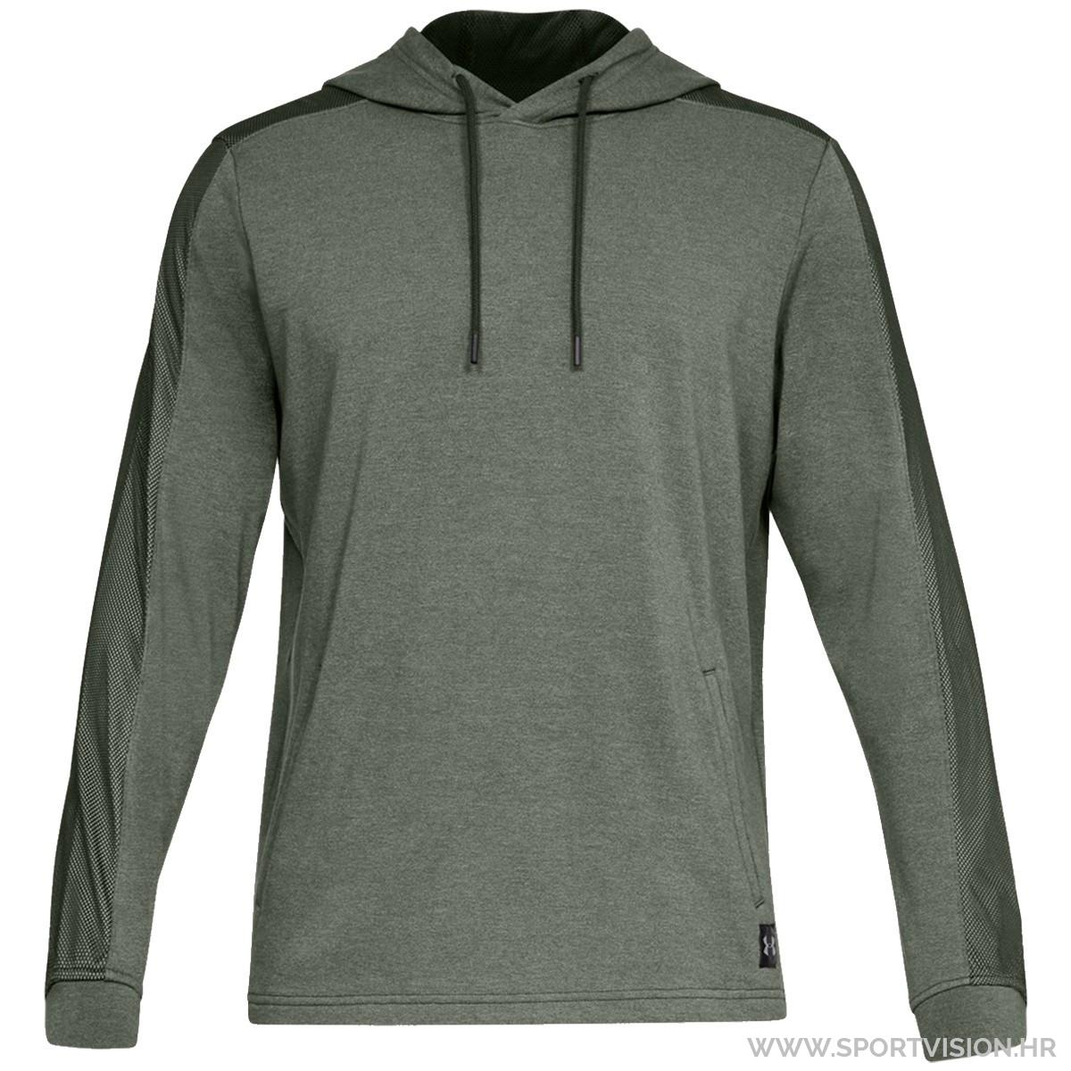 UNDER ARMOUR majica s kapuljačom TB TERRY PO HOODIE