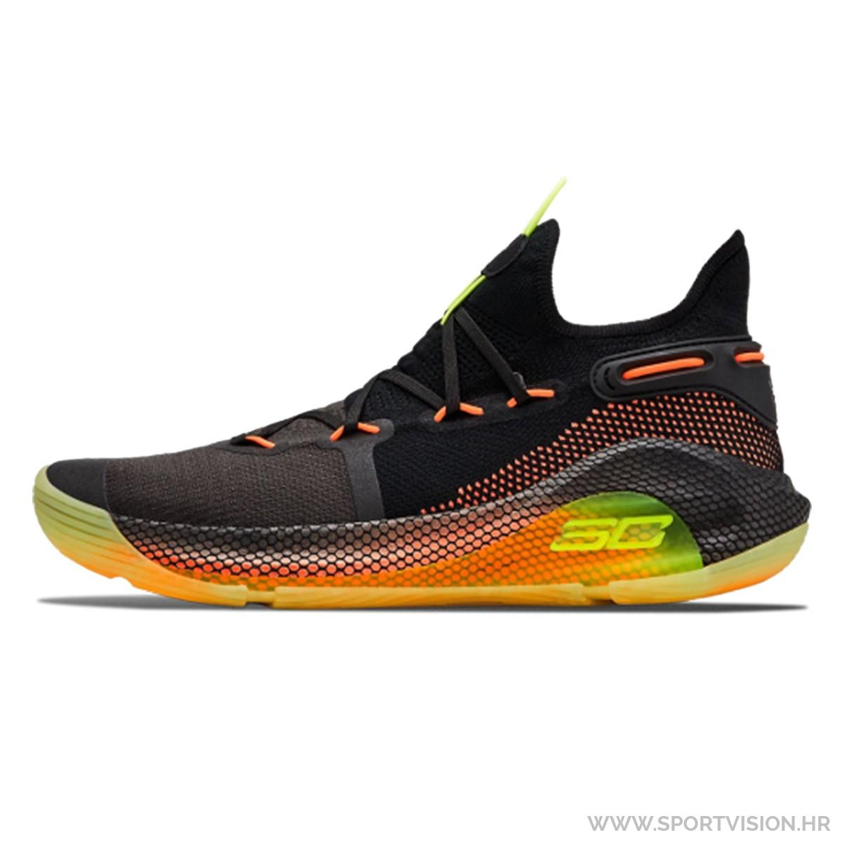 UNDER ARMOUR tenisice UA CURRY 6