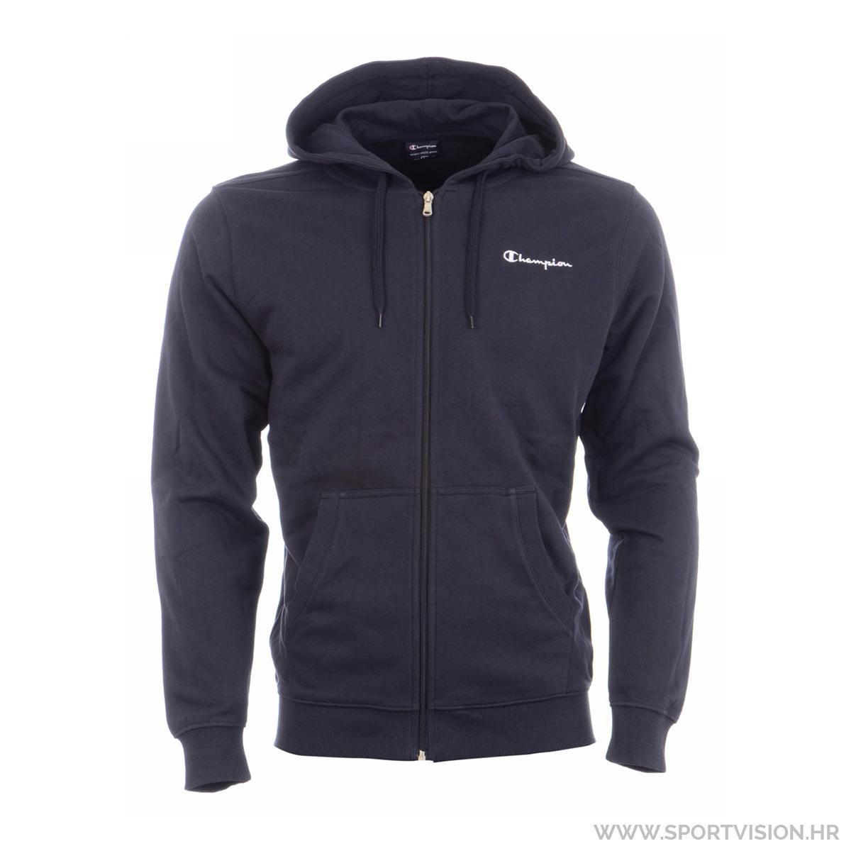 MEN'S FULL ZIP HOODY WITH KARGO POCKETS